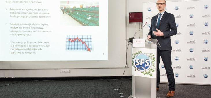 Enamor na konferencji Safety Forum Szczecin