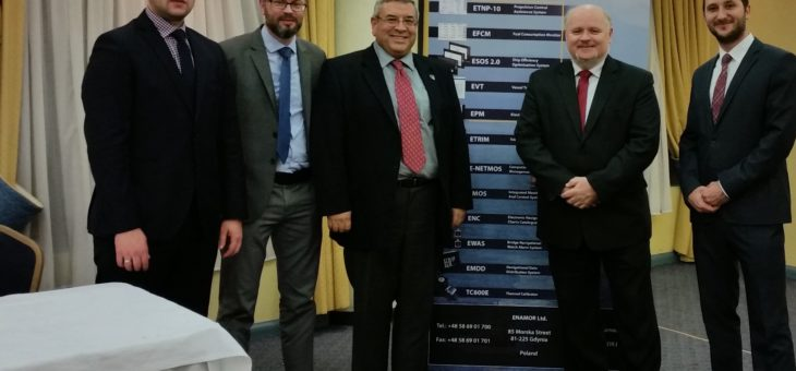 Enamor together with the Polish Register of Shipping organized a Seminar for Greek ship-owners