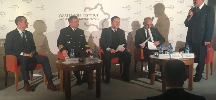 Enamor at Naval Capabilities' summary debate