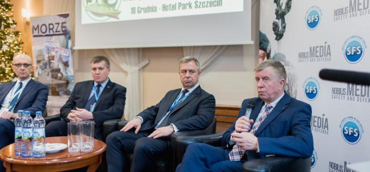Safety in the context of maritime policy during Safety Forum Szczecin