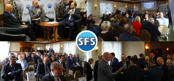 Enamor at Security Forum Szczecin