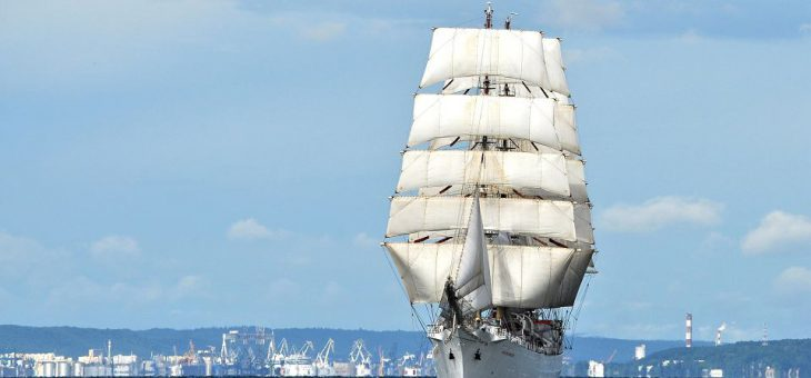 ENAMOR as a technical partner of the Independence Sail 2018