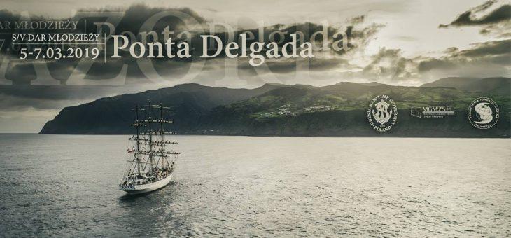 Ponta Delgada w Portugalii kolejnym przystankiem na trasie Białej Fregaty
