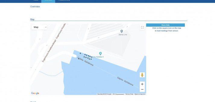 """ENAMOR w konsorcjum z Portem Gdynia S.A. oraz UM w Gdyni finalizuje projekt  """"stworzenia prototypu systemu monitorowania obciążeń nabrzeży i umocnień dna (…)"""""""