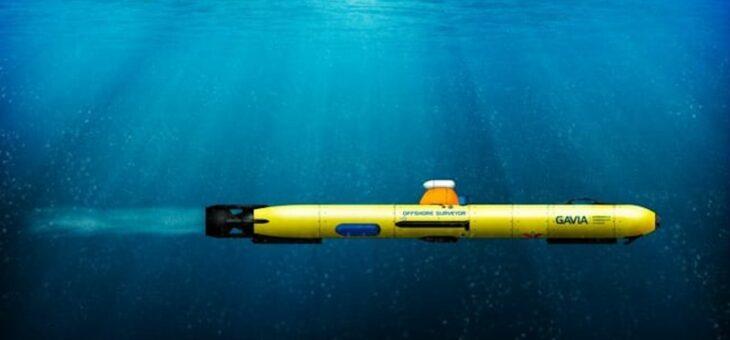 Bezzałogowe pojazdy podwodne Gavia wsparciem dla Polskiej Marynarki Wojennej